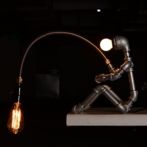 Unique Industrial Table Lamps Vintage Industrial Lighting