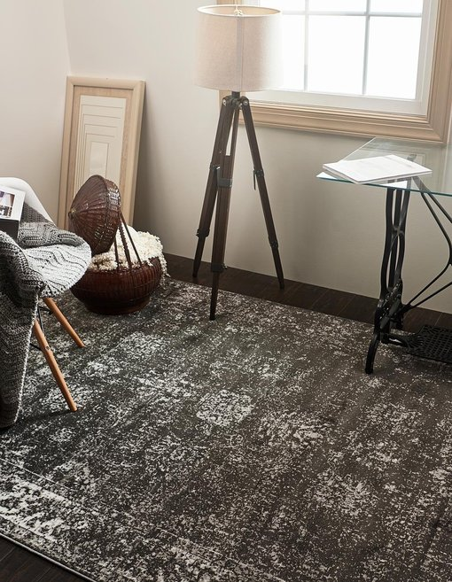Industrial Style Area Rugs