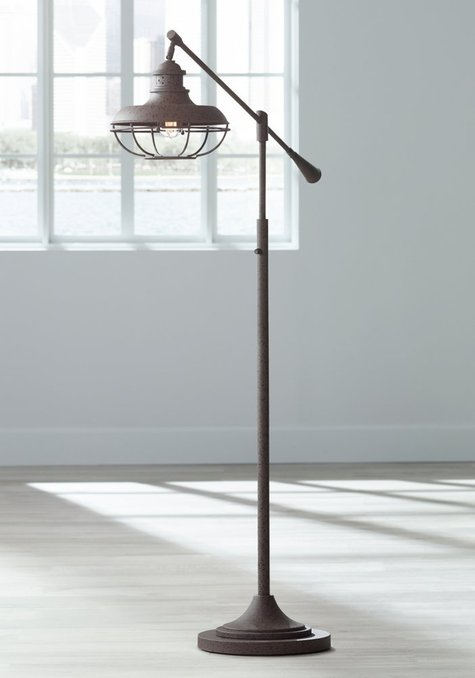 Industrial Floor Lamps Vintage Industrial Lighting